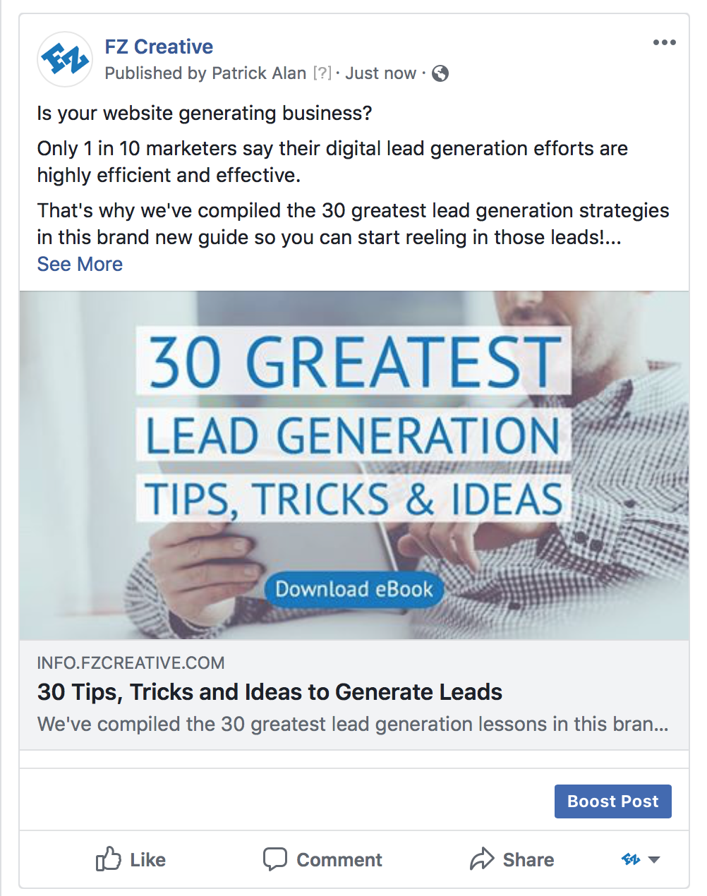 Lead Generation Tips, Tricks and Ideas!