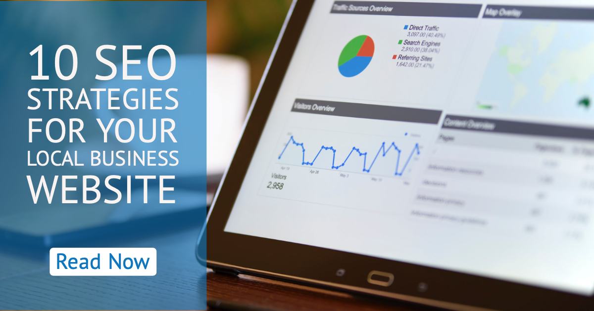 10 SEO Strategies for Your Local Business Website